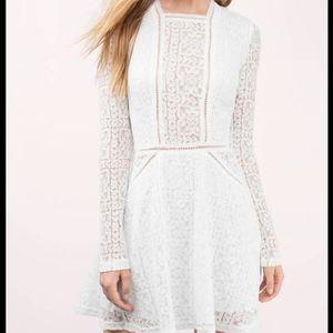 "💞Tobi ""Lady Capulet"" Open Back Skater Dress"